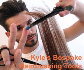 Creating a Unique Hairdressing Tool