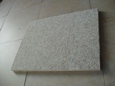 Carpet on the Floor Board