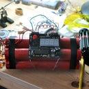 Defusable Bomb Clock
