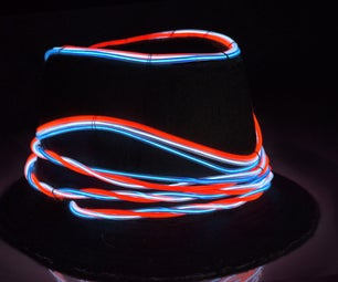EZ-EL July 4th Independence Day Hat! Step-By-Step Tutorial