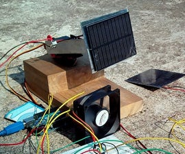 Solar Tracking With Arduino [Intelligent System]