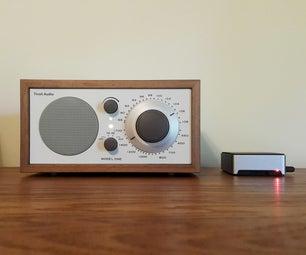 Add Aux to Sonos Using Raspberry Pi