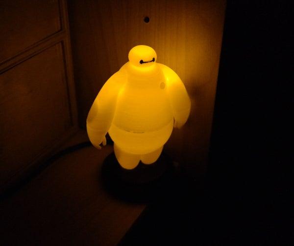 US-Baymax Nightlight