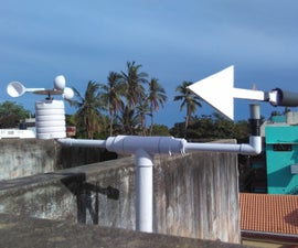 DIY standalone Weather Station powered by Arduino
