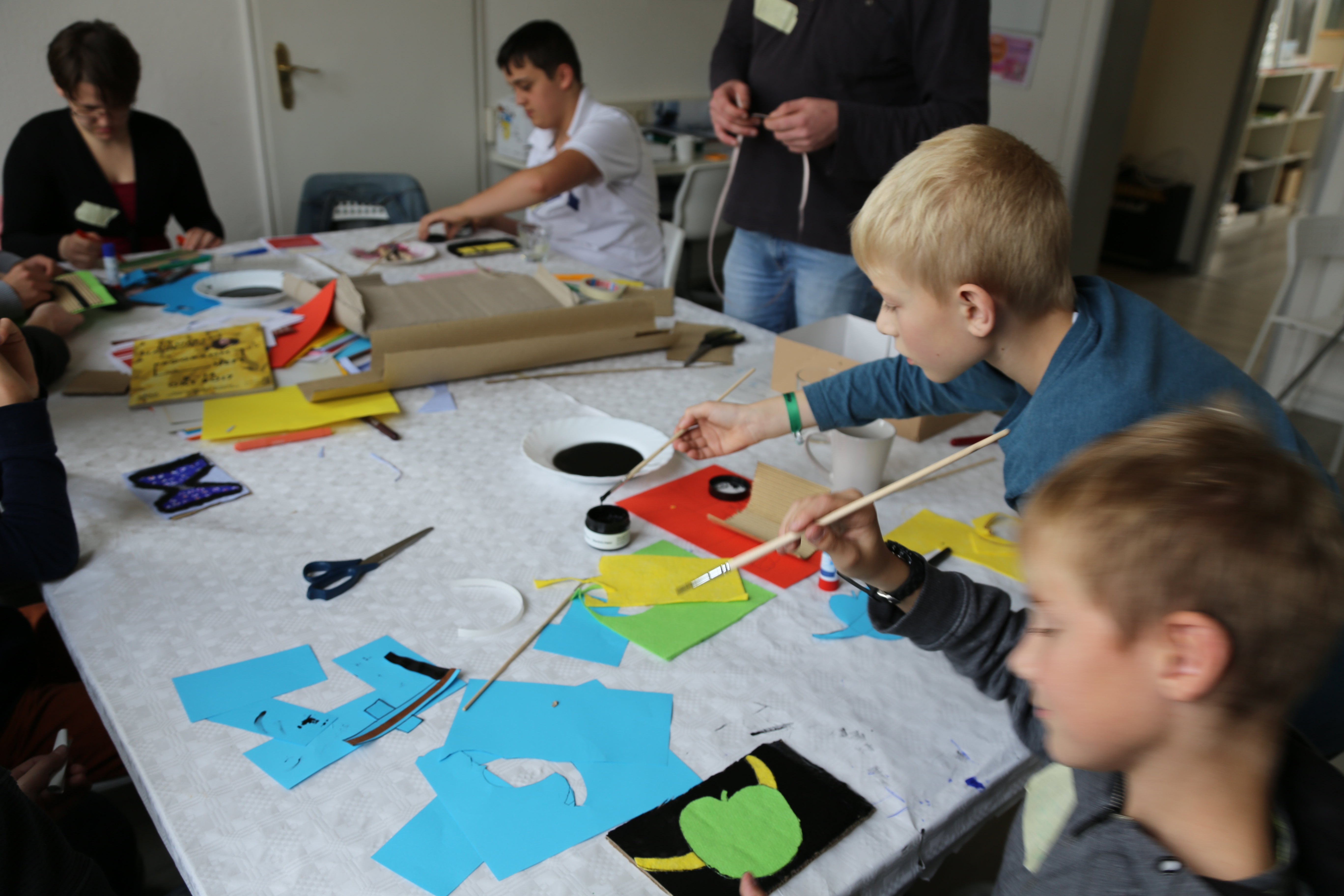 Picture of Step 2 Make Conductive