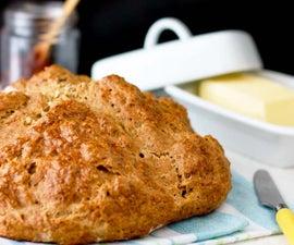 Traditional Irish Brown Soda Bread
