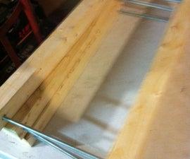 quick 'n' dirty longboard press