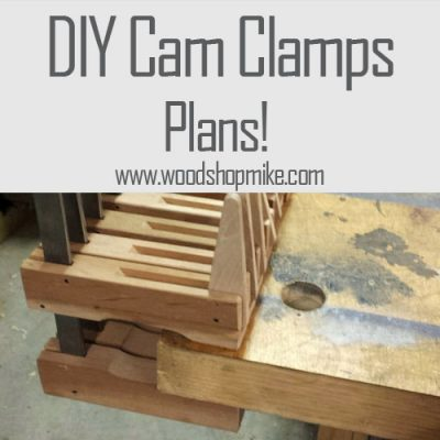 Picture of DIY Woodworking Cam Clamps & Plans!