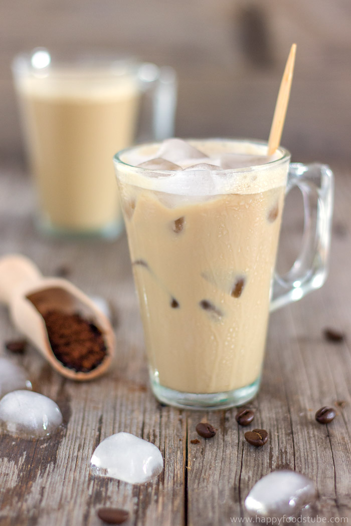 Picture of 1 Minute Instant Iced Coffee