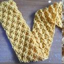 Shining Star Crochet Stitch - Free Pattern & Tutorial