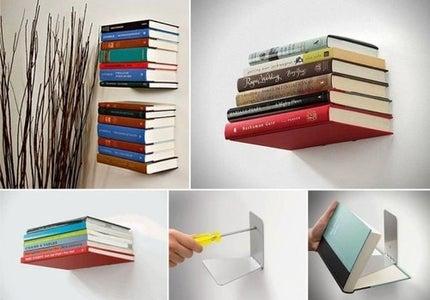 Turn Any Book Into a Bookshelf