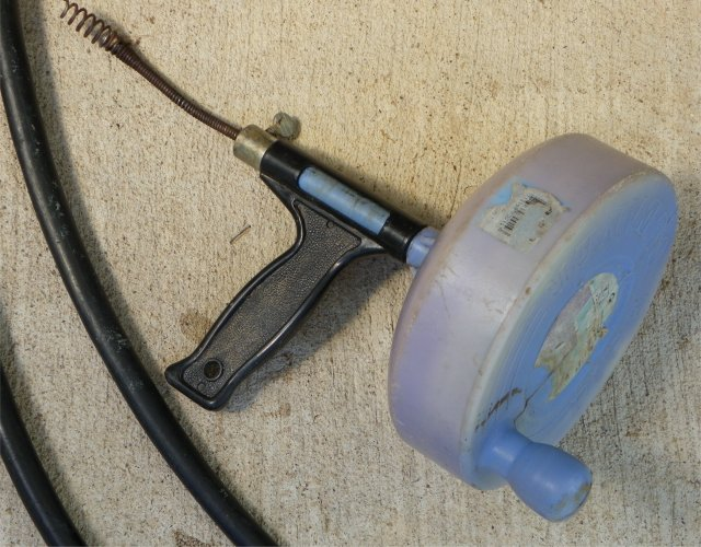 Picture of Electric Drain Cleaner