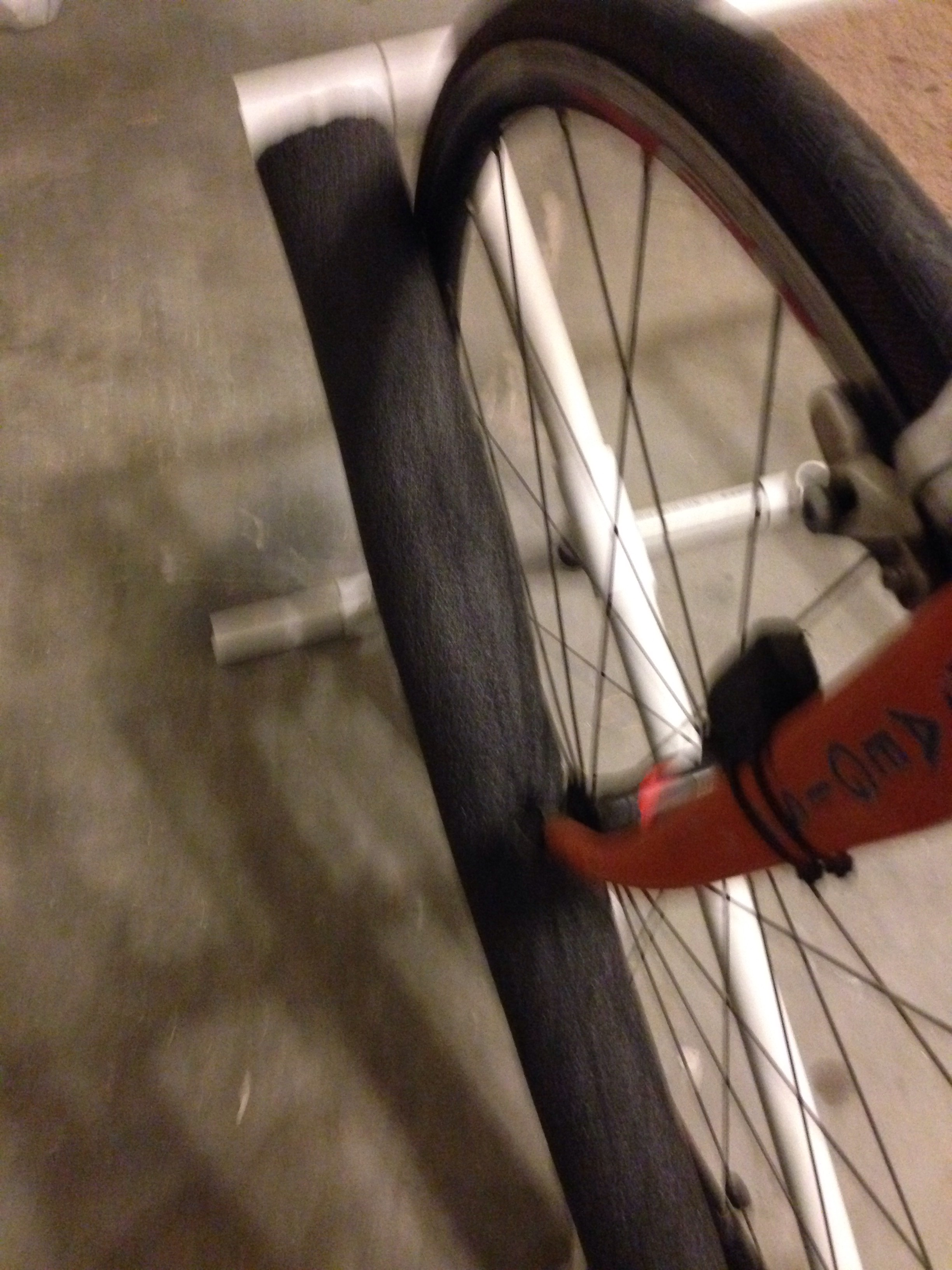 Picture of Modification for Skinny Wheels