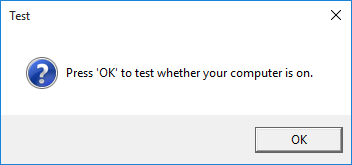 Helpful Code for Beginning Computer Users.