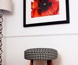 Four Lives of A Modern Side Table