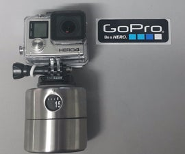 360 Degree Panning Time Lapse for GoPro