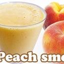 Peach Smoothie's