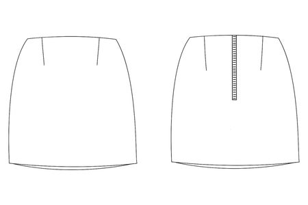 Design and Sew the Skirt