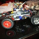 Arduino IR remote Sensor L293D - DOUBLE BRIDGE H 600MA