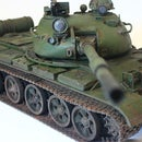 Painting 3D Printed T-62 Model