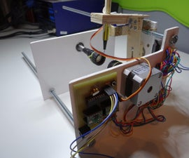 DIY Arduino controlled Egg-Bot