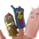 Cómo hacer marionetas de dedo loquísimas