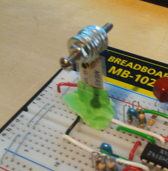 Picture of Arduino Seismic Activity Monitor - Ethernet Shield
