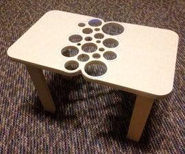 CNC Bubble Table