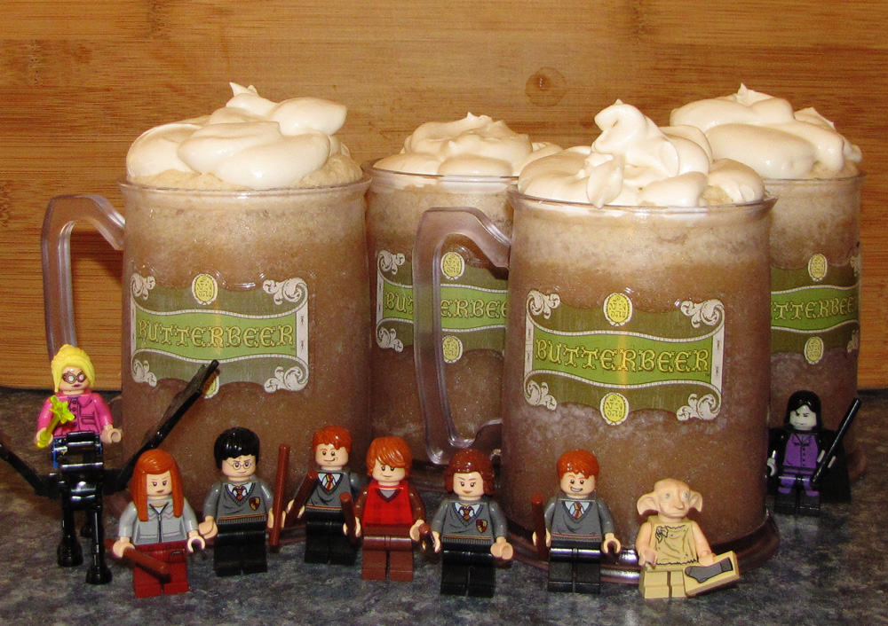 """Picture of """"Anyone Fancy a Butterbeer?"""" - Delicious Homemade Butterbeer Recipe"""
