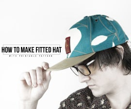 How to Make Fitted Hat