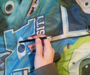 Easy and Cheap Touchscreen Stylus