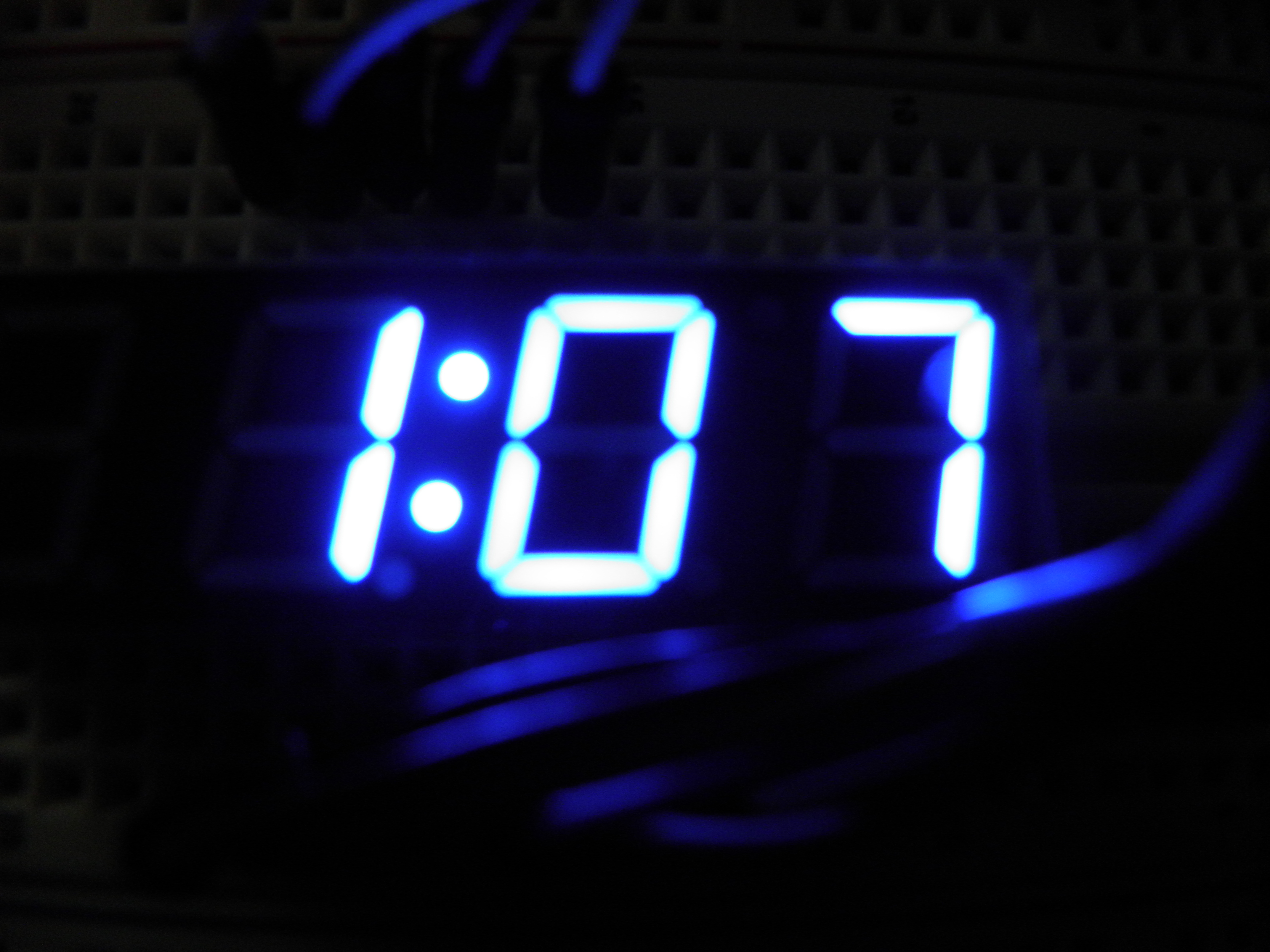 Picture of Upload the Clock Code