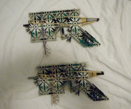 Knex Mini Pistol