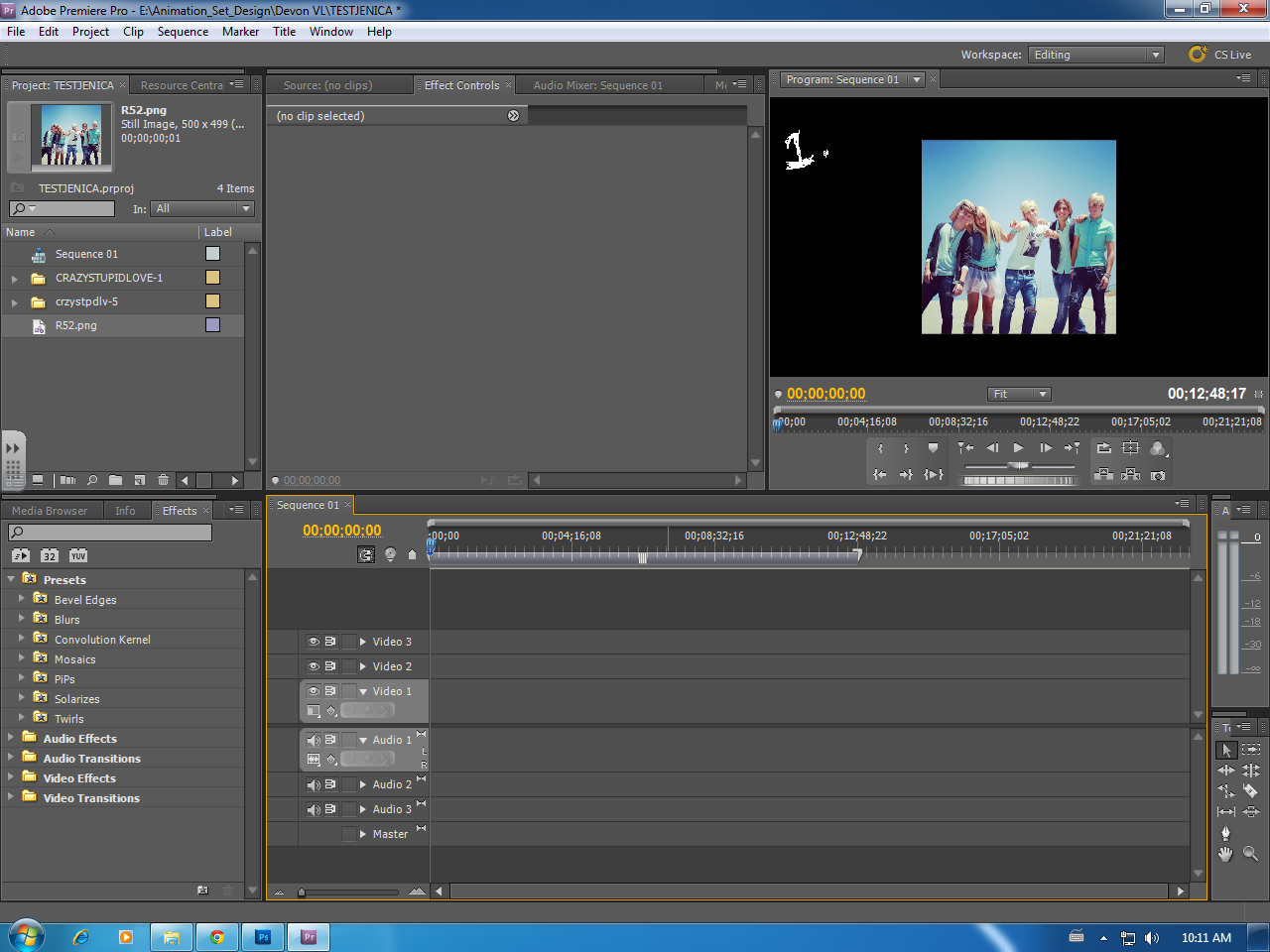 Picture of How to Edit Videos on Adobe Premiere