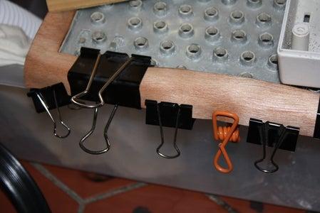 Wood Veneer - Cutting and Shaping