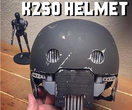 K-2SO Bike Helmet