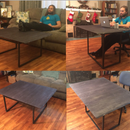 Duo: The Multipurpose Desk and Coffee Table