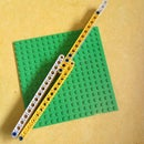JALBK ( just another lego butterfly knife)