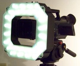 Build an LED Ring Light