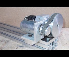 Homemade Metal Lathe DIY Spindle Headstock by Drill Chucks