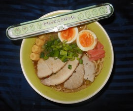 Quick and Easy Tonkotsu Ramen