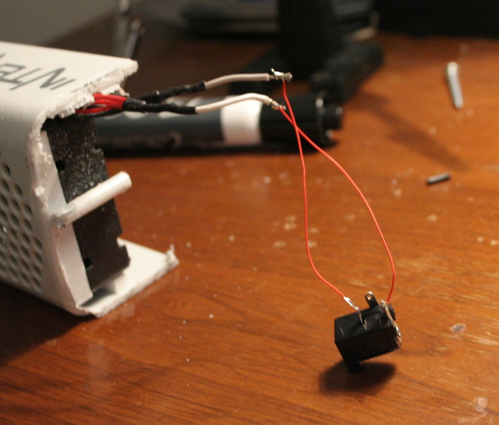 Picture of Solder and Finish!