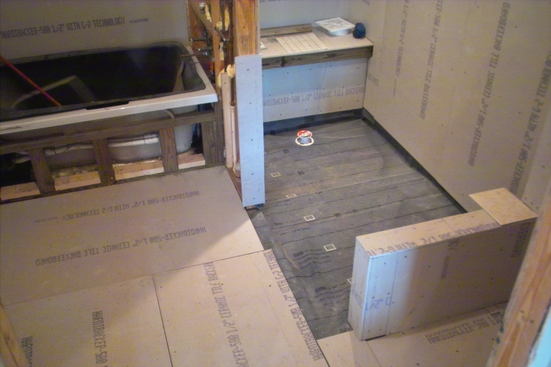 Picture of Sinking the Floor