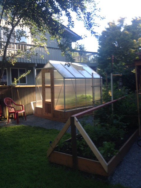Picture of Greenhouse Improvement