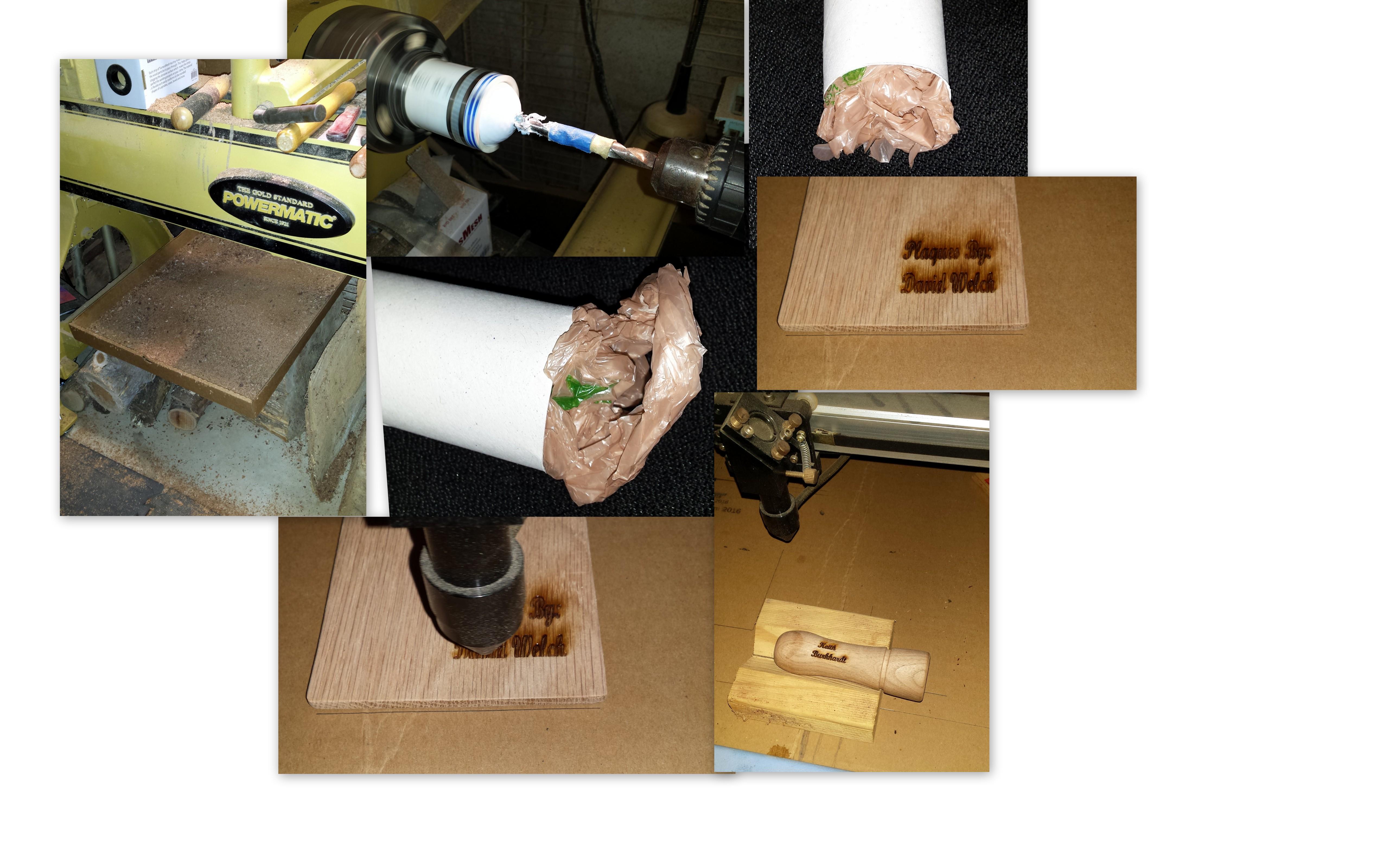 Picture of Five Cardboard Hacks - Woodworking & Plastic Bag Storage