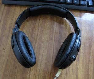 DIY Bluetooth Headphones