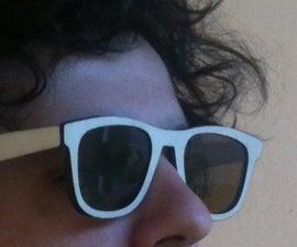 Oketi. The Wooden Glasses