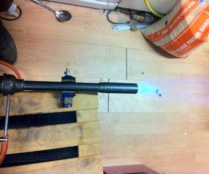 Forge / Furnace Propane Jet Burner