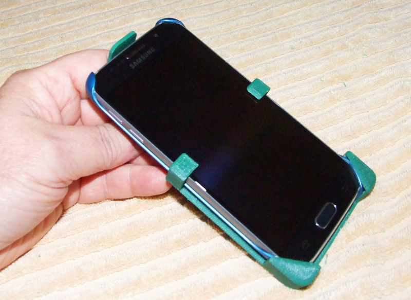 Picture of Try Inserting Your Cell Phone