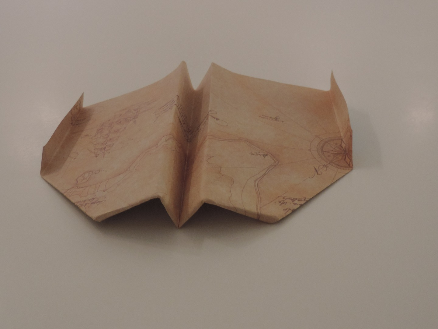 Picture of Paper Plane- the Swashbuckler